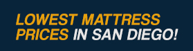 Lowest Mattress Prices in San Diego