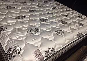 Euro Pillow Top Full Mattress