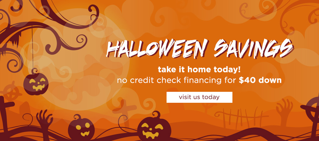 Halloween Savings