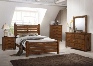 Image for 1022 Logan Queen bedroom set