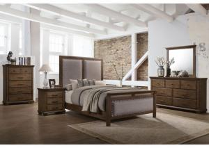 Image for 1040 Carlton Queen bedroom set