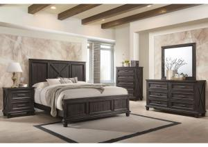 Image for 1046 Cimarron Queen bedroom set