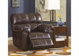 Brown Recliner
