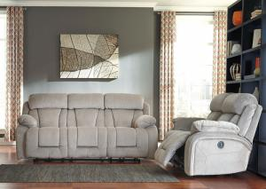 Beige Sofa, Loveseat and Chair