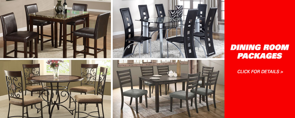 Dining Room Package - Click for Details