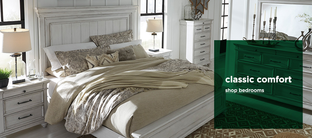 Classic Comfort - Shop Bedrooms