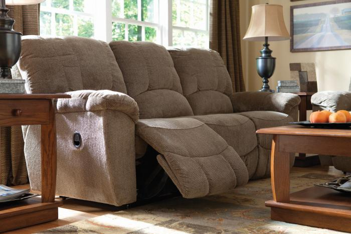 Hayes Reclining Sofa,La-Z-Boy
