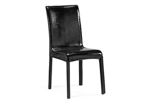 Vick Dining Chair - Black (Pack of 2)