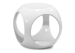 Pick Pocket Ball - White,Mr Bar Stool