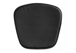Mesh/Wire Bar/Wire Chair Cushion - Black