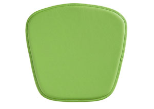 Mesh/Wire Bar/Wire Chair Cushion - Green