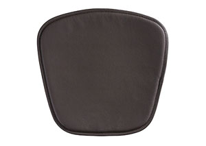 Mesh/Wire Bar/Wire Chair Cushion - Espresso