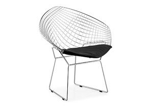 Net Chair - Black (Pack of 2)