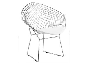 Net Chair - White (Pack of 2)