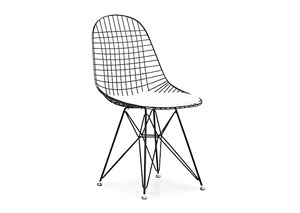 Mesh Chair - Black (frame) (Pack of 2)