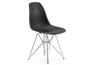 Spire Dining Chair - Black