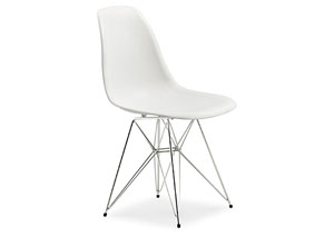 Spire Dining Chair - White