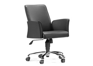 Metro Office Chair - Black