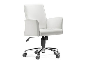 Metro Office Chair - White