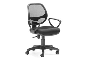 Analog Office Chair - Black
