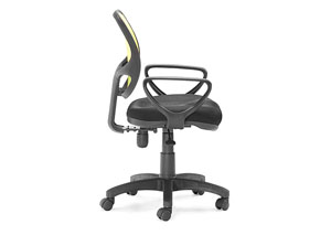 Analog Office Chair - Lime