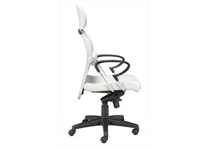 Eco Office Chair - White