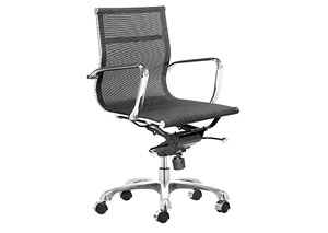 Espia Office Chair - Black
