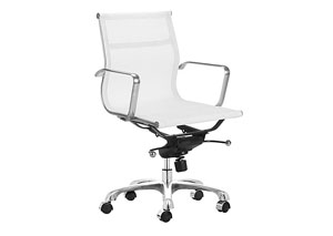 Espia Office Chair - White