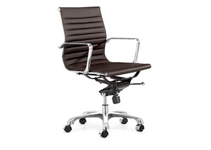 Lider Office Chair - Espresso