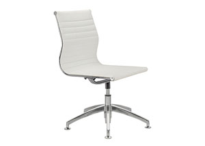Lider Conference Chair - White