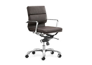 Director Office Chair - Espresso
