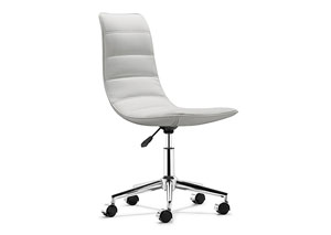 Ranger Office Chair - White
