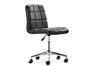 Agent Office Chair - Black