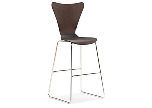 Taffy Bar Stool - Black (Pack of 2)
