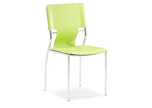 Trafico Side Chair - Green (Pack of 4)