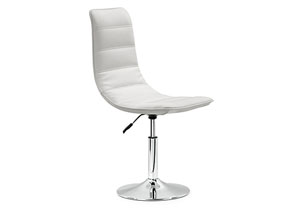 Hydro Leisure Chair - White