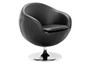 Bounce Arm Chair - Black