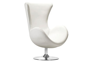 Andromeda Chair - White
