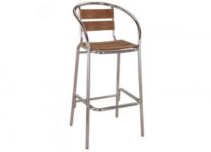 Margate Aluminum Indoor/Outdoor Bar Stool