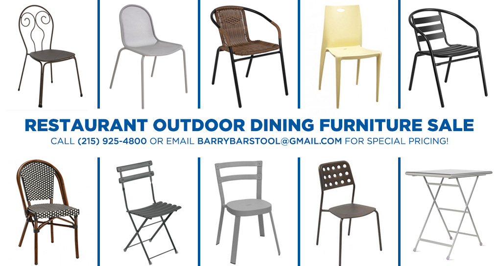 Outdoor Dining Sale