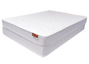 Shelby Plush Queen Mattress w/ Foundation