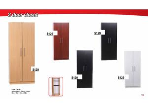 Image for 2 Door Closet Special