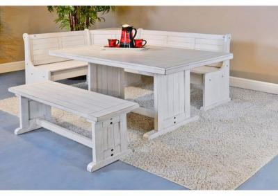 Image for Bayside Breakfast Nook with Side Bench