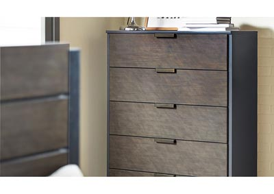 Image for Paxton 5 Drawer Chest