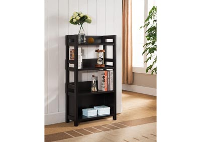 Image for Red Cocoa 4 Shelf Bookcase