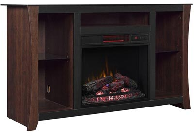 Image for Classic Flame Carlin Fireplace TV Stand