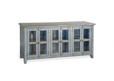 Image for Prairie View 70 Inch Entertainment Console - Little Boy Blue