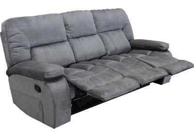 Image for Chapman Triple Reclining Sofa Polo Blue