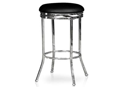 Image for Artisan 2pc Swivel Stool Set - Black