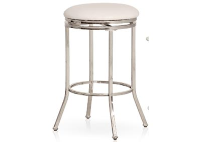 Image for Artisan 2pc Swivel Stool Set - White